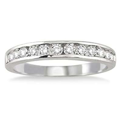 french platinum double rings diamond v round ring engagement in with cut set diamonds surprise jp