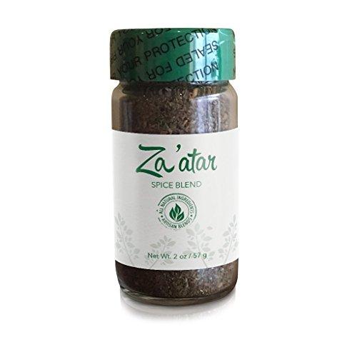 : USimplySeason Za'atar (Zatar/Zaatar/Zahtar) Seasoning Blend, 2 Oz