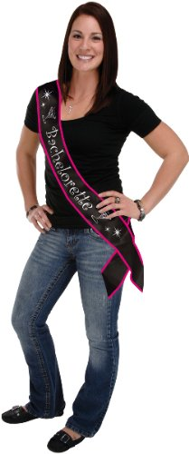 Bachelorette Satin Sash (54 Pack) by DDI