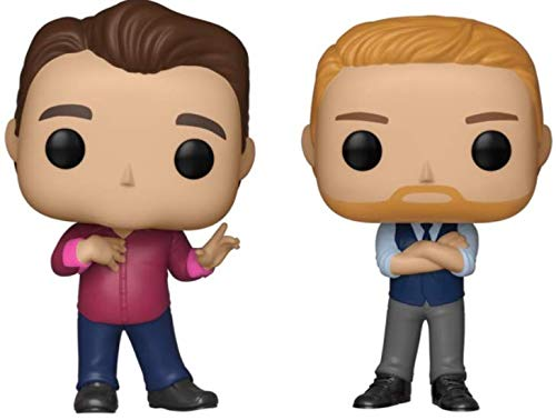 POP! Vinyl - Modern Family Cam And Mitch - Edicion especial (Pack d