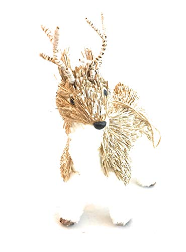 Pier 1 Imports Christmas Table Top Woodland Reindeer Medium ()