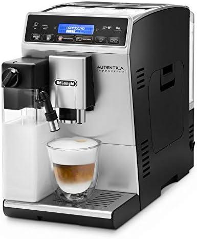 DeLonghi ETAM 29.666.s Autentica Espresso Cône Broyeur 1,3 L Argent