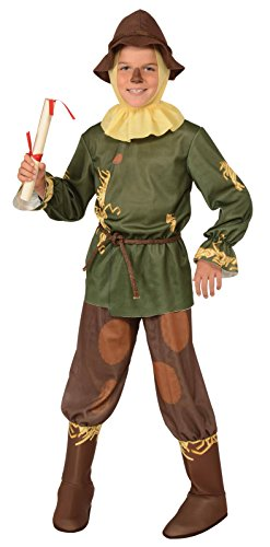 Wizard of Oz Halloween Sensations Scarecrow Costume, Small (75th Anniversary (Toddler Wizard Of Oz Scarecrow Costumes)