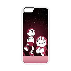 iPhone 6 4.7 Inch Cell Phone Case White Doraemon D2288930