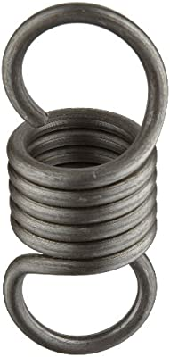 1.3 lbs//in Spring Rate 0.266 Compressed Length 0.007 Wire Size 0.38 lbs Load Capacity Steel 0.057 OD 0.56 Free Length Inch Music Wire Compression Spring Pack of 10