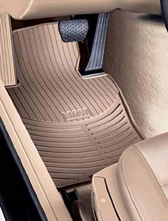 BMW 5 Series  Genuine Factory OEM Beige Front and Rear All-S
