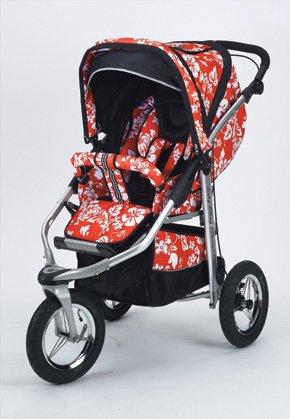 Baby Bling Design Stroller - 4
