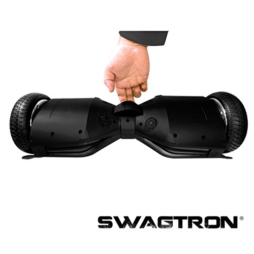 Swagtron T3 - UL 2272 Certified Hands Free Two Wheel Self Balancing...