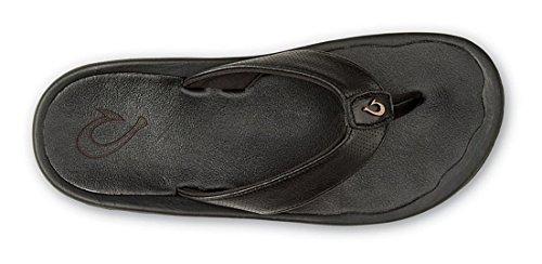 Sandalo Olukai Kupuna - Uomo Nero / Nero