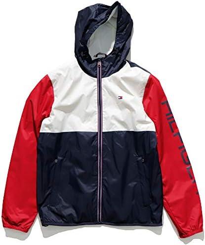 ナイロンジップジャケット 長袖 トップス アウター ナイロン ジャケット メンズ 158AN416 3Color [並行輸入品]