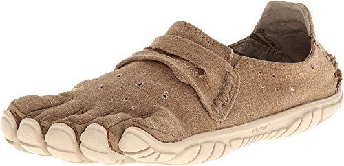Vibram Five Fingers Men's CVT-Hemp Minimalist Casual Walking Shoe (42 EU/9-9.5, Khaki)