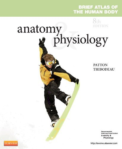 By Patton & Thibodeau Anatomy and Physiology (8th edition) (Anatomy And Physiology Patton And Thibodeau 8th Edition)