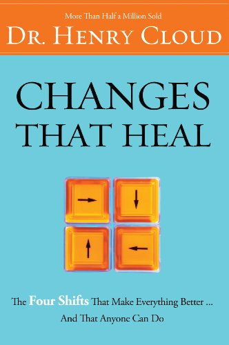 Changes That Heal: The Four Shifts That Make Everything Better…And That Everyone Can Do cover