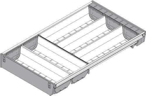Orga-Line 3-Tier Cutlery Organizer Set, For Tandembox 20