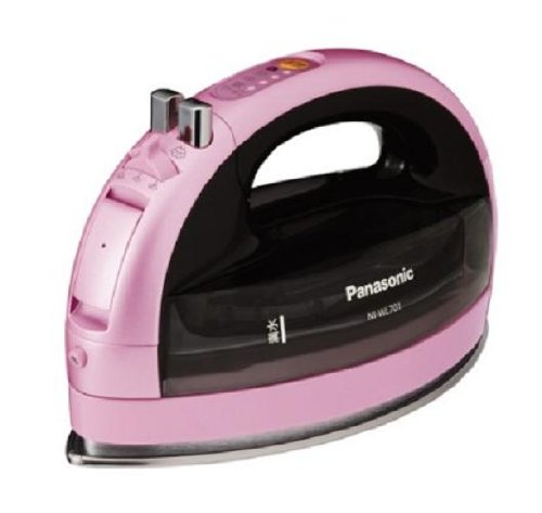 Panasonic NI-WL701-P Cordless Steam Iron by Panasonic