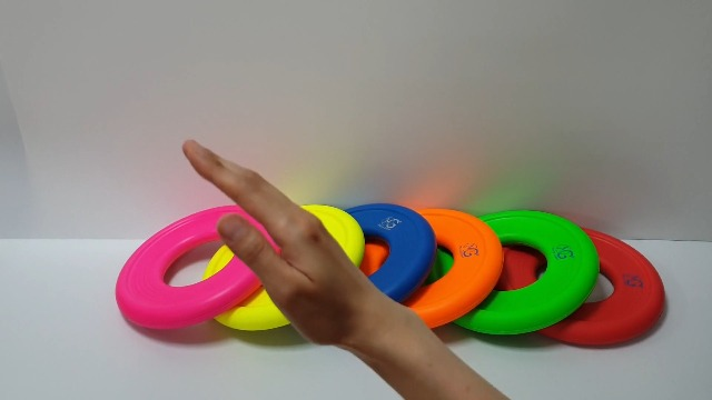 Outdoor Toy Mob 9 Flying Ring Best Flying Disc//Ring//Frisbee Games for