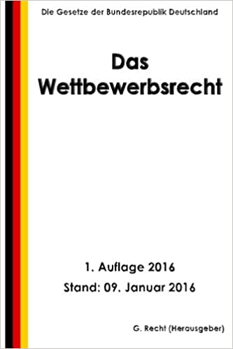 Descargar Con Torrents Das Wettbewerbsrecht, 1. Auflage 2016 Kindle Puede Leer PDF