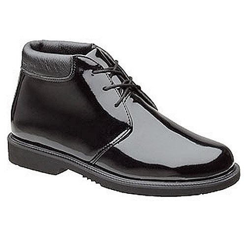 Thorogood 831-6032 Men's Uniform Classics - Poromeric Chukka, Black - 10.5 W ()