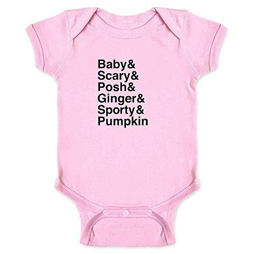 Pumpkin Spice Girls Pink 12M Infant -