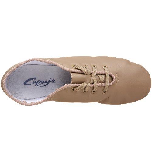 Capezio Femmes Cg02 Split-semelle Jazz Chaussure Tan