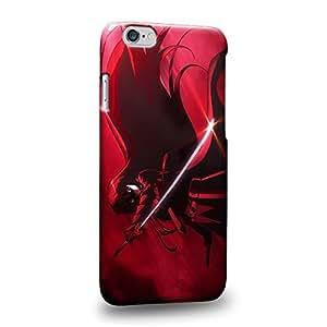 Case88 Premium Designs Akame ga Kill Night Raid Tatsumi Akame 1740 Protective Snap-on Hard Back Case Cover for Apple iPhone 6 4.7