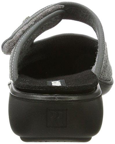 Ibiza Damen Romika Grau Grau 330 Home 710 Pantoffeln qfdwW5Hd