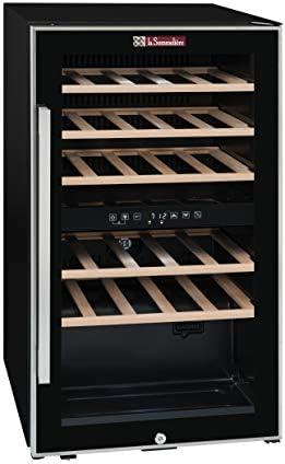Recipiente de vino de puesta a temperatura La Sommelière ECS30.2Z | 29 botellas - Dos zonas de temperatura | Clase energética A[Clase de eficiencia energética A]