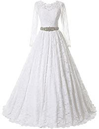 Plus Size Wedding Dresses | Amazon.com