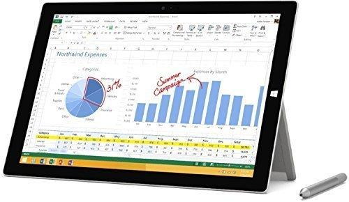 "2014 Microsoft Surface Pro 3 Core i5-4300U 4G 128GB 12"" touch screen with 2160x1440 Half 4K (2K) QHD Windows 8.1 Pro Multi-position Kickstand"