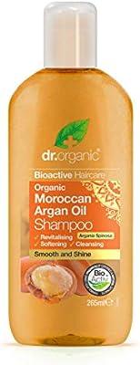 dr organic moroccan argan oil shampoo review