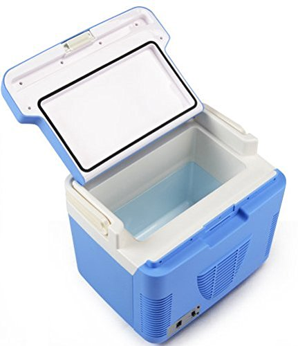 Generic 12V Cooler/Warmer - 10L Capacity Blue and White P...