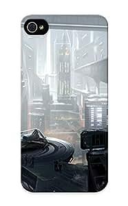 New Star Citizen Artwork Tpu Case Cover, Anti-scratch Stylishgojkqt Phone Case For Iphone 5/5s