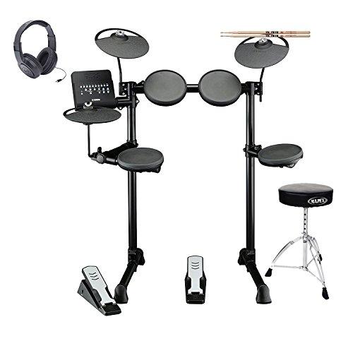 yamaha dtx electronic drum set - 8