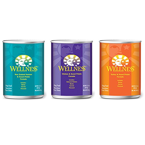 Wellness Complete Natural Dog Food Variety Pack – 3 Flavors (12 Pack) Review