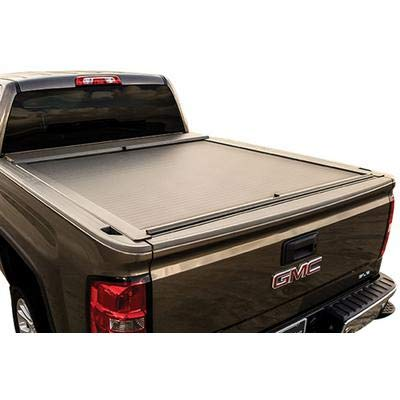 Roll N-lock Cargo (Roll-N-Lock BT220A Locking Retractable A-Series Truck Bed Tonneau Cover for 2014-2018 Silverado & Sierra 1500   Fits 5.8' Bed)