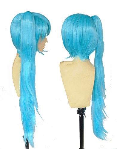 Price comparison product image Nala Zelda Long Ponytail Wig Legend Cosplay Pre-styled Costume Wig for Cosplay