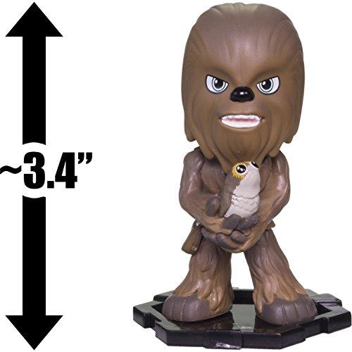 Chewbacca: ~3.4
