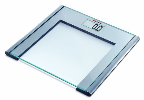 Soehnle 61350 Silver Sense Digital Bath Scale by Soehnle