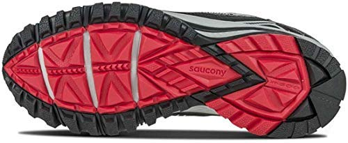Saucony Men's Grid Excursion TR10 Running Shoe, Grey/Black/Red, 8 M US by Saucony (Image #9)