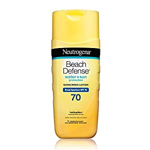 Neutrogena Beauty and the Beast Beach Defense SPF 30 Spray Twin Pack, 13 Ounce