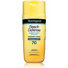 Neutrogena Beauty and the Beast Beach Defense Sunscreen Lotion Broad Spectrum SPF 70, 6.7 Ounce