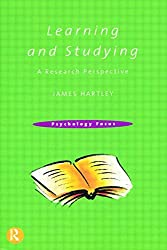 Learning and Studying: A Research Perspective (Psychology Focus)