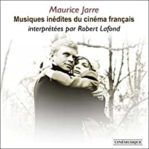 Maurice Jarre's Unpublished French Film Music / Musiques in?ites du cin?a fran?is by Disques Cinemusique