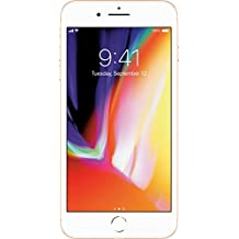 Apple iPhone 8, Fully Unlocked, 256GB - Gold (Refurbished)