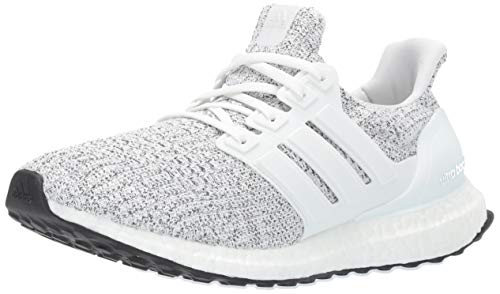 adidas Men's Ultraboost, neon-Dyed/White/Grey, 14 M -