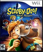 New Warner Brothers Scooby Doo First Frights Nintendo Wii Extend Movie Experience Play W/ Anyone