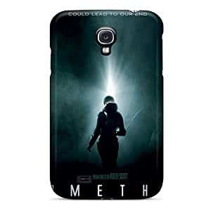 Special Wadward Skin Case Cover For Galaxy S4, Popular Prometheus 2012 Movie Phone Case