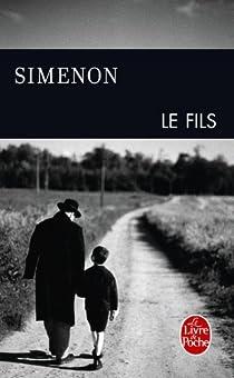Le fils par Simenon