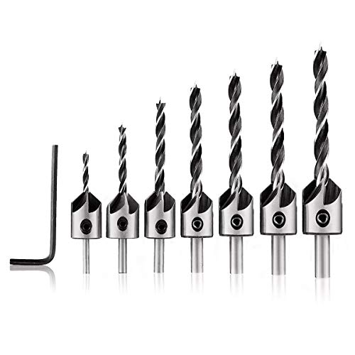 Highest Rated Wood Drill Bits