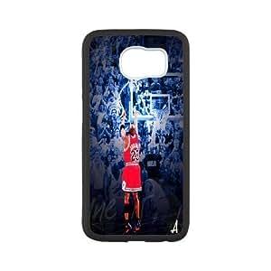 Custom High Quality JiakuoZhan Phone case Super Star Michael Jordan Protective Case For Samsung Galaxy S6 - Case-1